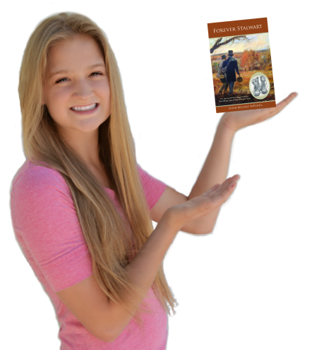 Rachel with book 442 px